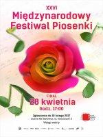 Finał XXVI Międzynarodowego Festiwalu Piosenki Żory 2017