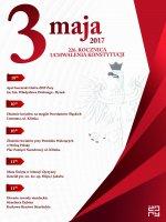 Obchody Święta Konstytucji 3 Maja w Żorach