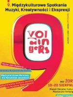 Dziewiąta edycja Międzykulturowych Spotkań Muzyki, Kreatywności i Ekspresji - VOICINGERS