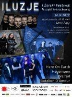 Żorski Festiwal Muzyki Artrockowej Iluzje - za nami