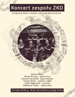 Koncert zespołu ZKD