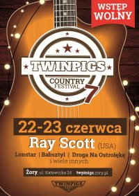 7. Twinpigs Country Festival