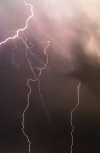 Ostrzeżenie przed burzami z gradem - 24-25 czerwca