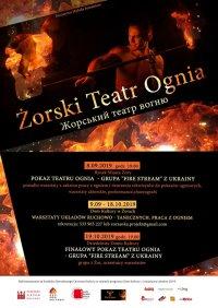 Żorski Teatr Ognia