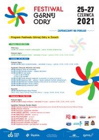Festiwal Górnej Odry 2021. Przed nami pierwsza edycja festiwalu
