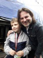 9-letni Paweł spełnił swe marzenie podczas Żorskiej Wiosny Młodości