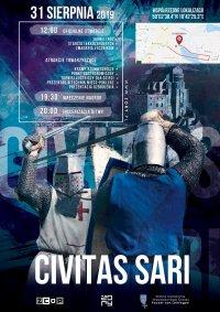Civitas Sari 2019 - Turniej Rycerski w Żorach