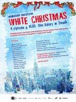 """Widowisko muzyczne """"White Christmas"""" na scenie w MOK"""