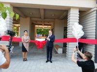 Otwarcie nowej siedziby Miejskiej Biblioteki Publicznej w Żorach