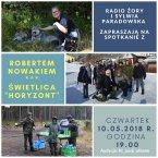 Z pasji utkane #23 - Robert Nowak