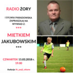 Z pasji utkane #20 - Mietek Jakubowski