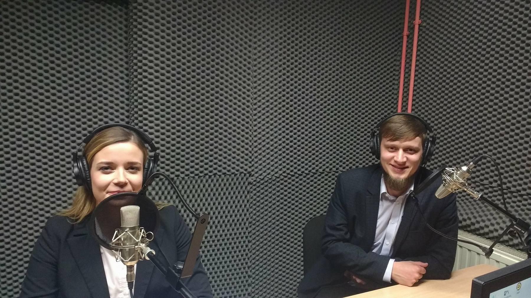 Audycja z gościnnym udziałem Julii Zaporowskiej oraz Adama Kopera