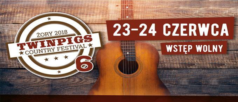 6. TwinPigs Country Festival